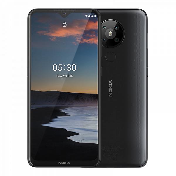 Одним из первых смартфонов Nokia с Android 11 станет недорогой Nokia 5.3