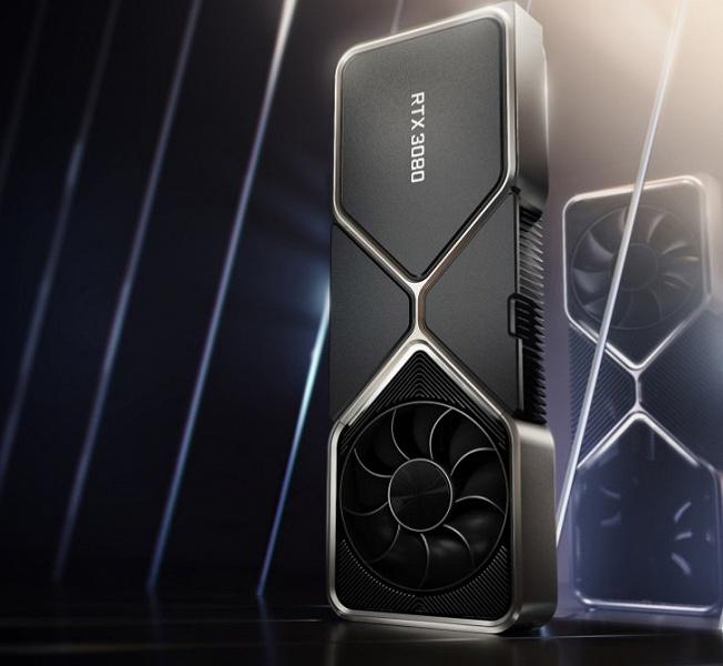 Видеокарт Nvidia GeForce RTX 30 станет больше с ноября