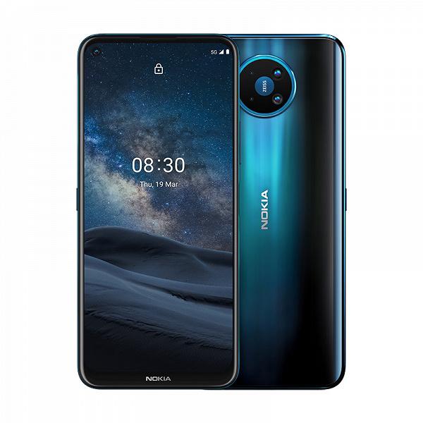 Многострадальный недофлагман Nokia приехал в Россию с отключённой «изюминкой»