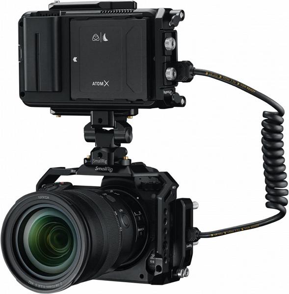 В рекордер Atomos Ninja V добавят поддержку записи видео 4K с частотой 30 к/с и 12-битным представлением в формате ProRes RAW для камер Nikon Z 6II и Z 7II