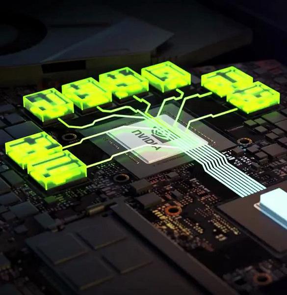 Стало известно, когда Nvidia представит мобильные видеокарты GeForce RTX 3000