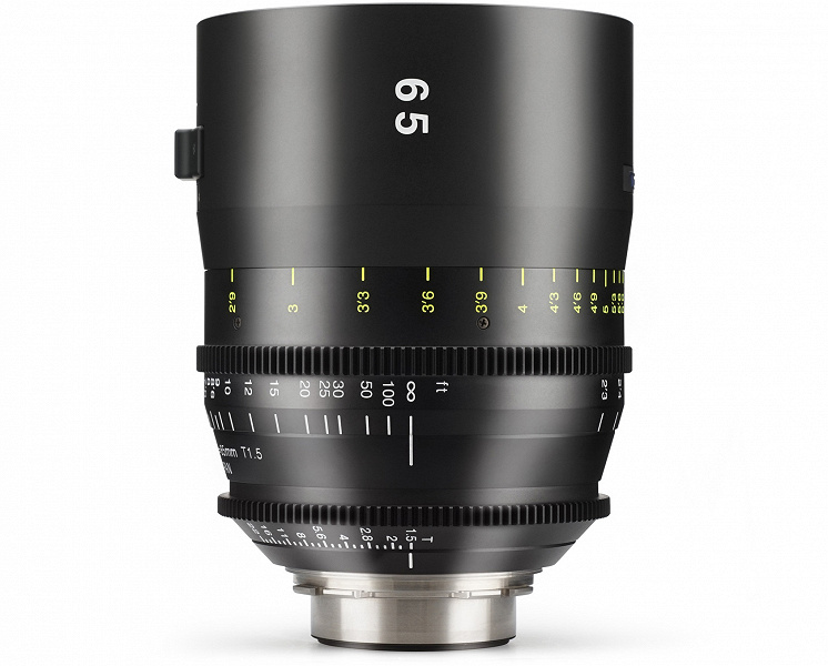 Объектив Tokina 65mm T1.5 Cinema Vista предназначен для видеосъемки