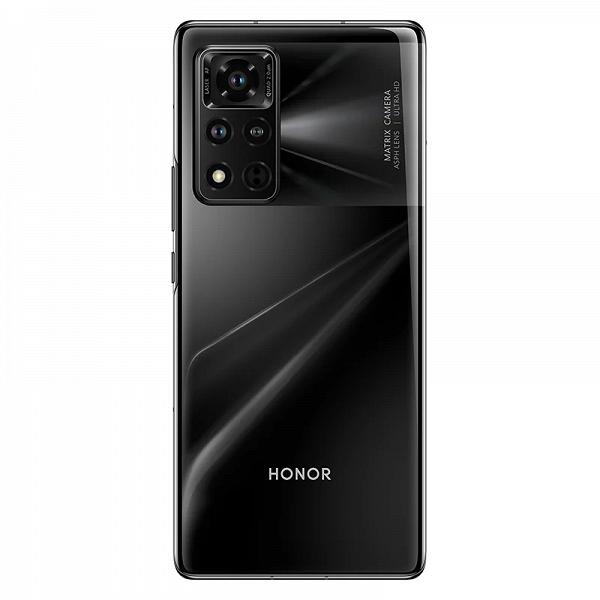 Бюджетный флагман Honor V40 на официальных изображениях и живых фото, в том числе в сравнении с Huawei Mate 40 Pro