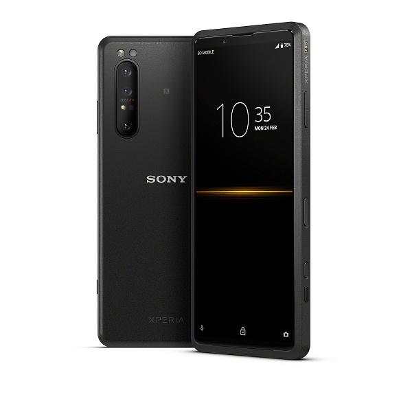 Долгожданный смартфон Sony Xperia Pro поступил в продажу, но его цена пугает