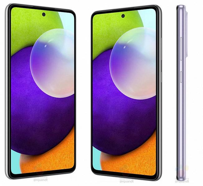 Не анонс Samsung Galaxy A52, но очень похоже: все цвета, версии, характеристики и цены