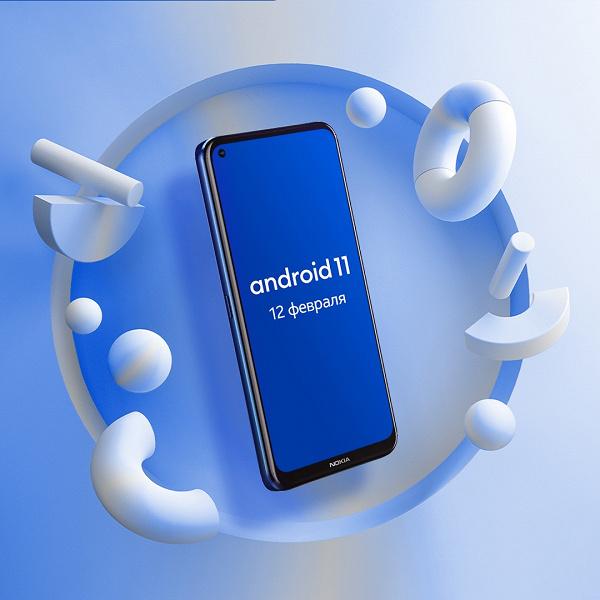 Первый смартфон Nokia получил новую ОС Android в России