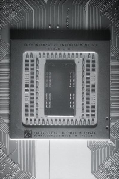 Так выглядит «сердце» PlayStation 5: фото кристалла SoC AMD с CPU на архитектуре Zen 2 крупным планом