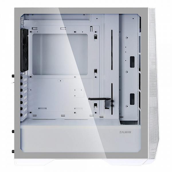 Компьютерный корпус Zalman Z9 получил лаконичную переднюю панель