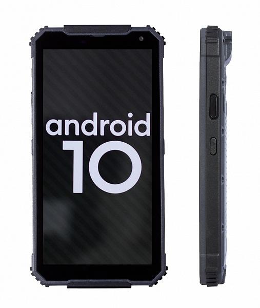 Неубиваемый российский смартфон на Android 10 оценен дороже Samsung Galaxy S21 и iPhone 12