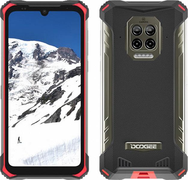 В Россию прибывает неубиваемый смартфон с батареей на 8500 мА·ч по доступной цене