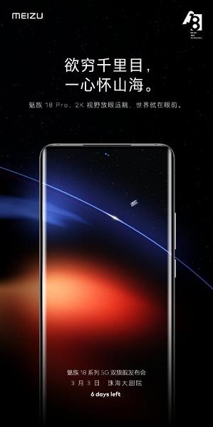 Самый удобный смартфона на Snapdragon 888 для управления одной рукой. Meizu 18 получил очень компактный экран с по-настояему большим разрешением