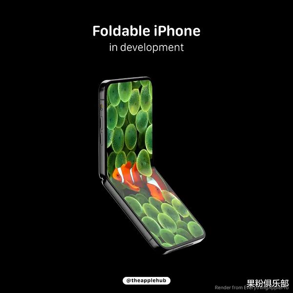 Первый iPhone с поддержкой стилуса: сгибающийся экран, 8 ГБ ОЗУ и 1 ТБ флэш-памяти