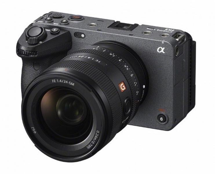 Появились первые изображения беззеркальной камеры Sony FX3 Cinema Line