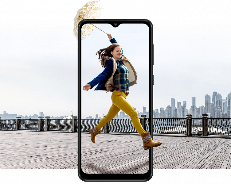 В России стартовали продажи монстра автономности Samsung Galaxy A02 для самых экономных