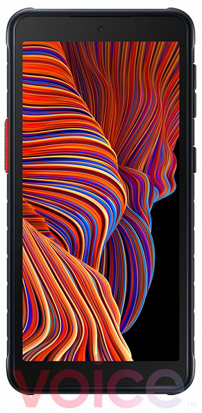 Неубиваемый бюджетный смартфон Samsung на первом изображении. GalaxyXCover5 будет основан на SoC Exynos 850