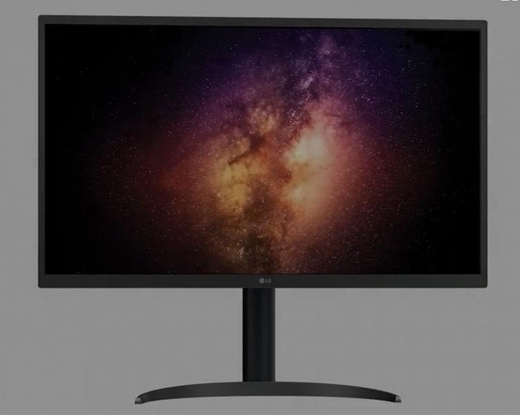 4000 евро за 4К-монитор. Именно столько стоит LG UltraFine OLED Pro 32EP950 с экраном OLED