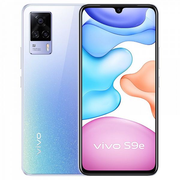 Ультратонкий смартфон с 90 Гц, 64 Мп, ёмким аккумулятором и ночным портретным режимом. Стартовали продажи Vivo S9e