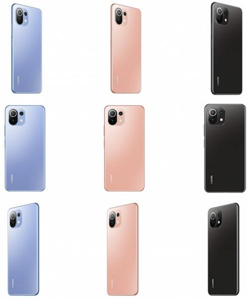 От флагмана только название и дизайн. Раскрыты все характеристики Xiaomi Mi11Lite 4G