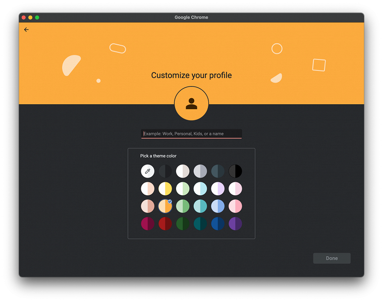Большое обновление Google Chrome: переосмысленные профили с цветовыми темами и многое другое