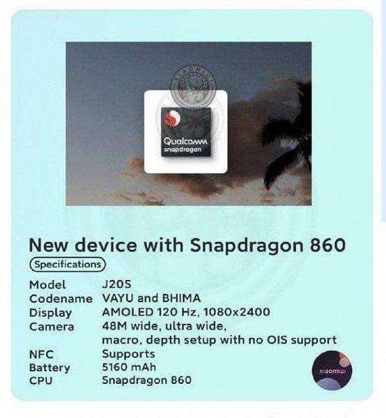 Snapdragon 860, 120 Гц, 48 Мп и 5160 мА·ч по цене от 20000 рублей. Стала известна стоимость Poco X3 Pro, который называют преемником Pocophone F1