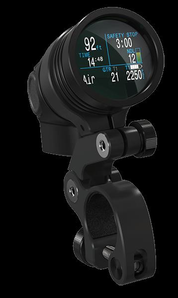 Микродисплей Kopin CyberDisplay используется в носимом компьютере для аквалангистов Shearwater NERD 2