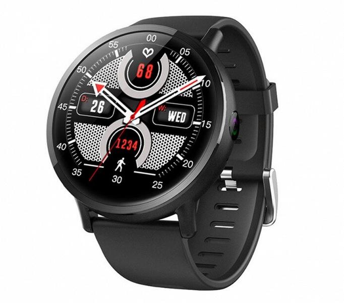 GPS, LTE, IP67, 16 ГБ встроенной памяти и камера 8 Мп за 110 долларов. Умные часы Lem X удивляют своими характеристиками и радуют ценой