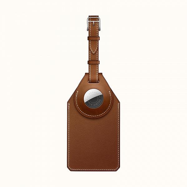 Метка AirTag Hermes в кожаном чехольчике стоит больше многих iPhone