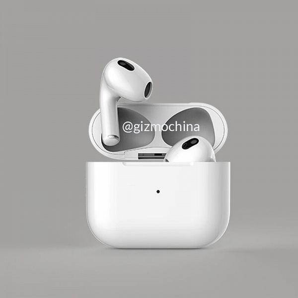 Apple все медлит с анонсом AirPods 3, а в Китае эти наушники уже скопировали и запустили в продажу