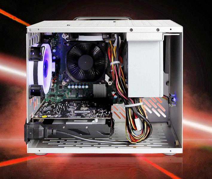 Уже можно купить компьютер на основе процессора, как у Xbox Series X. Такой APU называется AMD 4700S
