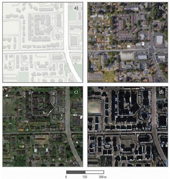 Американские ученые научились подделывать спутниковые снимки