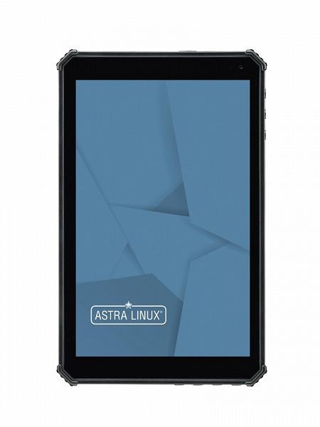 Российский планшет MIG T8Х теперь на отечественной ОС Astra Linux
