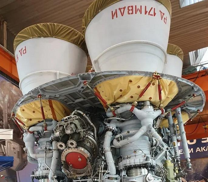 Огневые испытания российского ракетного «царь-двигателя» завершены. РД-171МВ состоялся