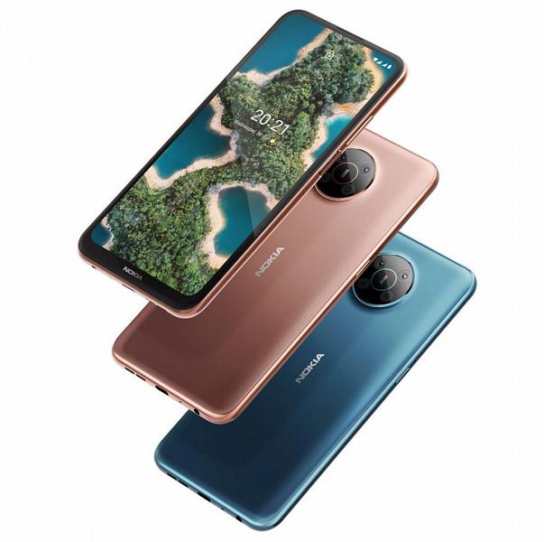 Представлены «супергеройские» смартфоны Nokia X20 и Nokia X10 с камерами Zeiss, уже можно заказать в России