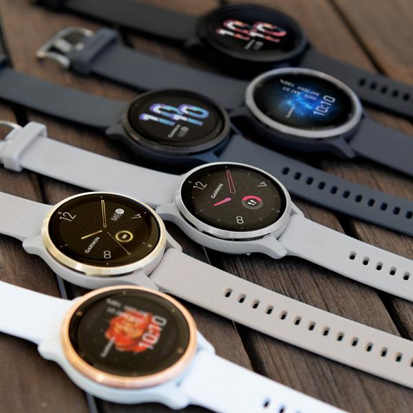 Garmin объявила о запуске конкурента Apple Watch. Представлены умные часы Garmin Venu 2 и Venu 2S