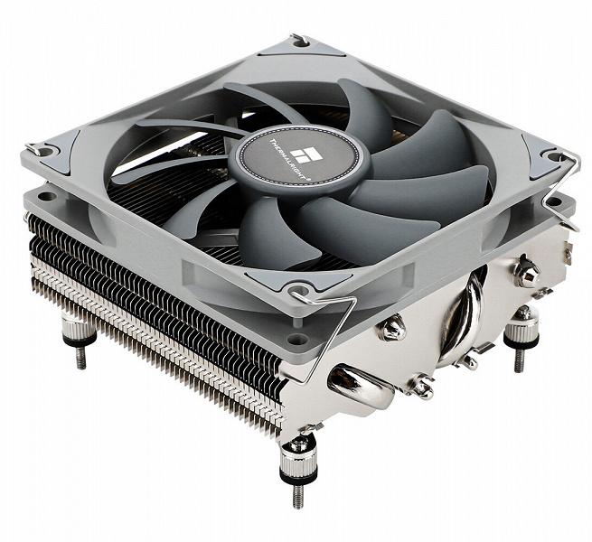 Высота процессорной системы охлаждения Thermalright AXP90-X47 равна 47 мм