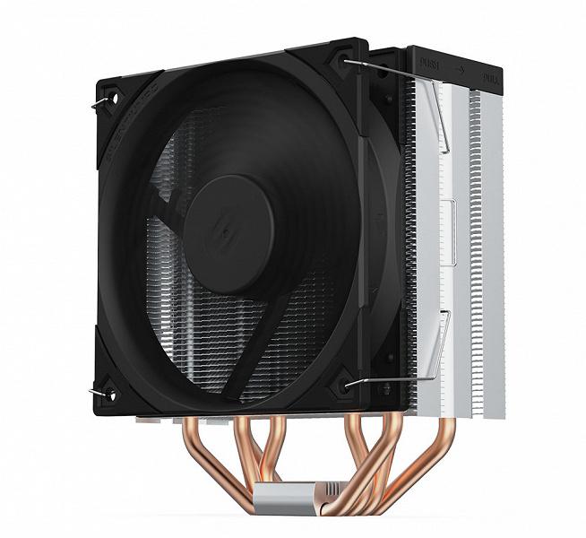 Процессорная система охлаждения SilentiumPC Fera 5 Dual Fan отличается от Fera 5 количеством вентиляторов