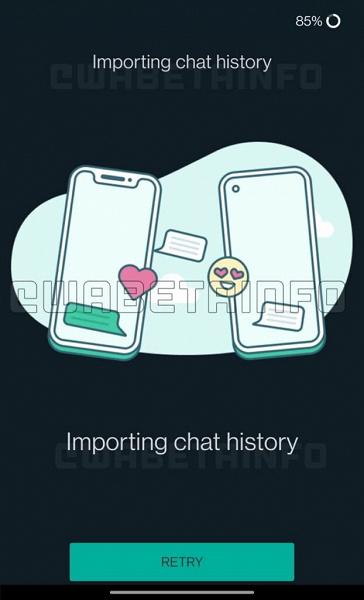 WhatsApp наконец получил функцию переноса чатов между Android и iOS
