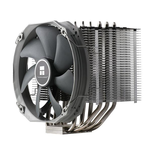 Система охлаждения Thermalright Macho Rev.C Plus подходит для процессоров с TDP до 240 Вт