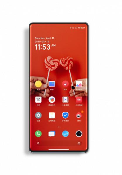 XiaomiMiMix4 точно будет первым среди смартфонов компании с подэкранной камерой