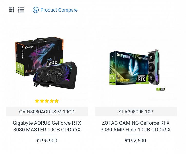 GeForce RTX 3060 за 1200 долларов, GeForce RTX 3060 Ti – за 2400 долларов. В подорожании видеокарт обвиняют перекупщиков, но и партнеры Nvidia ничем не лучше