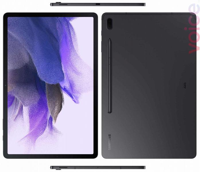 «Фанатский» планшет Samsung GalaxyTabS7 FE получит кое-что от флагманской модели компании. Аккумулятор будет ровно таким же