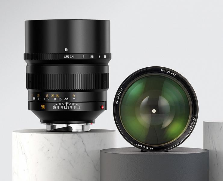Представлен объектив TTArtisan 90mm f/1.5 с креплением Leica M