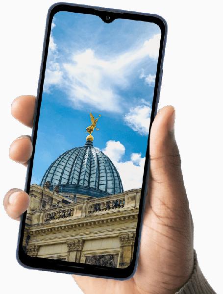 Дешёвый смартфон ZTE с NFC прибыл в Россию