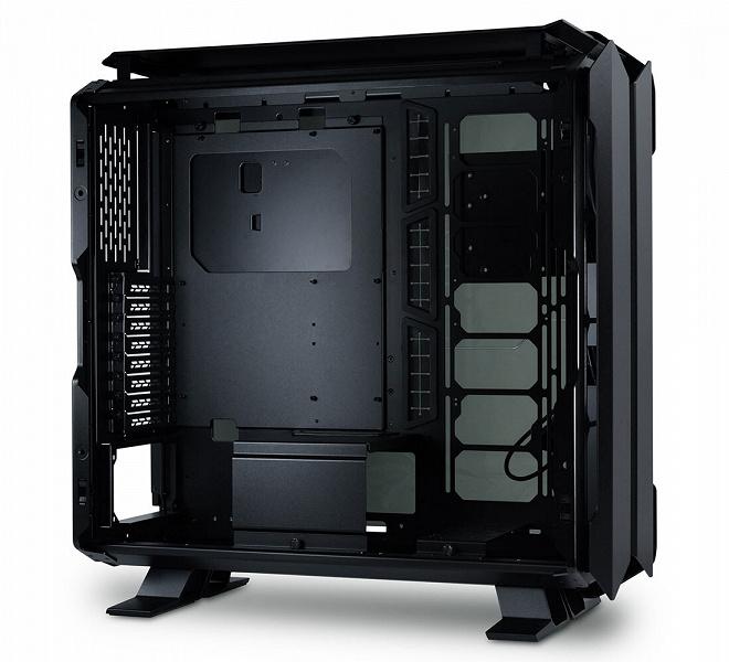 Корпус Lian Li Odyssey X может быть использован в одном из трех «режимов»