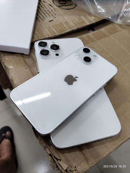 Новые макеты iPhone 13 демонстрируют уменьшенную «чёлку»