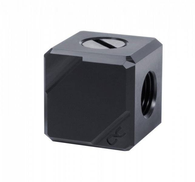 Компания Alphacool представила соединители Eiszapfen и датчик температуры для систем жидкостного охлаждения