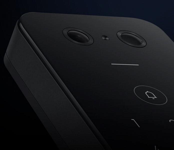 Xiaomi представила дверной замок Auto Smart Door Lock Pro за 325 долларов. Со встроенной камерой, цифровой панелью, сканером отпечатков пальцев, Bluetooth и NFC