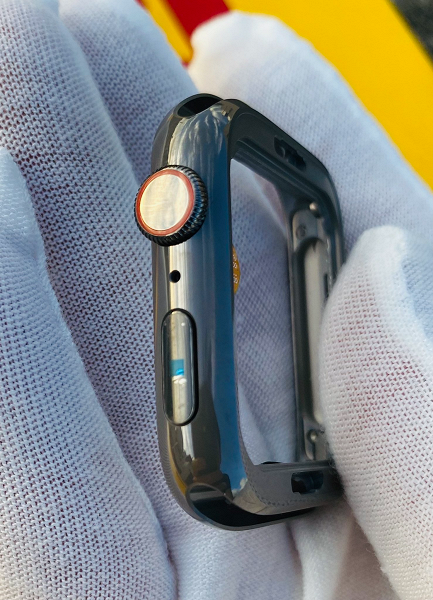 Так выглядят керамические чёрные Apple Watch Edition: первые фотографии