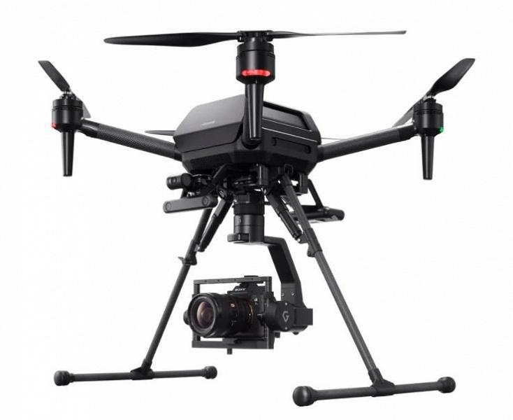 Sony представила дрон Airpeak S1 за 9000 долларов. У него нет ни встроенной камеры для видеозахвата, ни стабилизатора