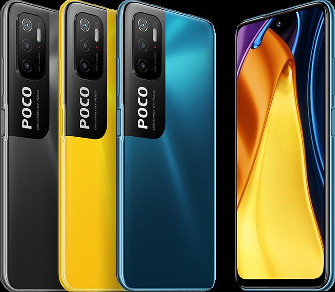 90 Гц, 5000 мА•ч, NFC и Android 11: недорогой Poco M3 Pro приехал в Россию